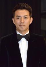 来年4月からNYを拠点に活動する綾部祐二 (C)ORICON NewS inc.