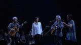 10月16日放送、NHK・BSプレミアム『ザ・フォークソング〜青春のうた〜』第二夜に出演する六文銭'09(C)NHK