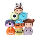 『モンスターズ・インク TSUM TSUM 全9種』(C)Disney (C)Disney/Pixar