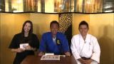 Huluオリジナル『鬼三村シーズン2』11月4日配信開始(左から)足立梨花、三村マサカズ、井戸田潤