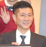 結婚を発表した笑い飯・哲夫 (C)ORICON NewS inc.