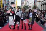 昨年行われた『渋谷ファッションウイーク』のもよう