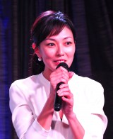 NHKの新ドラマ『スニッファー 嗅覚捜査官』広報イベントに出演した板谷由夏 (C)ORICON NewS inc.
