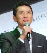 映画『ミュージアム』のジャパンプレミアに出席した松重豊 (C)ORICON NewS inc.