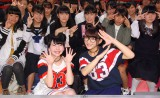 CDデビューイベント『まこみなの森』の模様 (C)ORICON NewS inc.