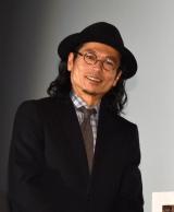 映画『淵に立つ』トークイベントに出席した三上博史 (C)ORICON NewS inc.