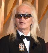 『京都国際映画祭2016』事前囲み取材に出席した内田裕也 (C)ORICON NewS inc.