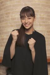 日本テレビ系女子駅伝・マラソン中継 応援ソングに西内まりやの「Keep It Up」が決定 (C)日本テレビ