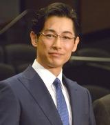 ドラマ『IQ246 華麗なる事件簿』の舞台あいさつに出席したディーン・フジオカ (C)ORICON NewS inc.