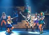 外部戦士は前作から続投=ミュージカル『美少女戦士セーラームーン-Amour Eternal-』ゲネプロ (C)ORICON NewS inc.