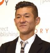 「原作開発プロジェクト」発表会見に出席した笑い飯・哲夫 (C)ORICON NewS inc.