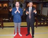 『京都国際映画祭2016』内のイベント『大・哲夫塾』に登場した笑い飯(左から)西田幸治、哲夫 (C)ORICON NewS inc.