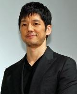友人の黒沢清監督の世界デビューを祝福した西島秀俊 (C)ORICON NewS inc.