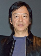 『劇場版新・ミナミの帝王』舞台あいさつに登壇した板尾創路 (C)ORICON NewS inc.