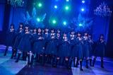 NHK BSプレミアム特番に出演する欅坂46(C)NHK