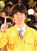 映画『金メダル男』公開直前起爆イベントに出席した内村光良