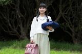 NHK連続テレビ小説『べっぴんさん』第5回。17歳になったすみれ(芳根京子)(C)NHK