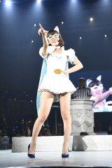 AKB48グループ『ユニットシングル争奪じゃんけん大会』の模様(C)AKS