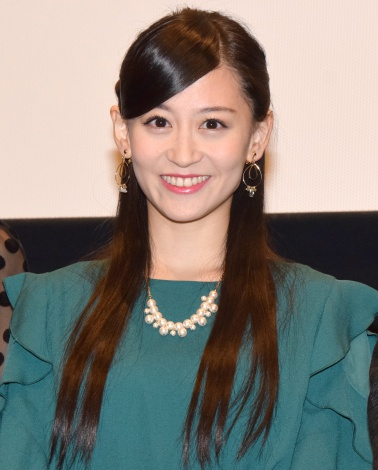 『京都国際映画祭2016』の上映作品『愛MY〜タカラモノと話せるようになった女の子の話〜』舞台あいさつに登壇した上西恵 (C)ORICON NewS inc.