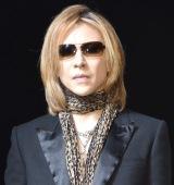 「全身筋肉痛」も着物ショーで圧巻ドラム演奏を披露したYOSHIKI (C)ORICON NewS inc.