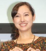 結婚を発表した加藤シルビアアナウンサー (C)ORICON NewS inc.