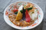『北海道豆と挽肉・野菜おトマトカレー』(税込1630円)