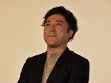 映画『金メダル男』初日舞台あいさつに出席したムロツヨシ (C)ORICON NewS inc.