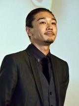 映画『闇金ウシジマくん ザ・ファイナル』初日舞台あいさつに登壇したYOUNG DAIS (C)ORICON NewS inc.