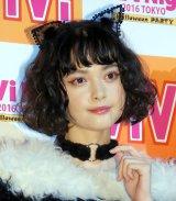 『ViVi Night 2016 TOKYO』取材会に出席した玉城ティナ (C)ORICON NewS inc.