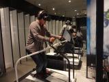 『VR ZONE Project i can』に設置された最新のVRコンテンツ