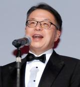 『第29回 東京国際映画祭(TIFF)』オープニングセレモニーに出席した世耕弘成経済産業大臣 (C)ORICON NewS inc.