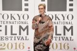 『第29回 東京国際映画祭(TIFF)』オープニングセレモニーに出席したメリル・ストリープ