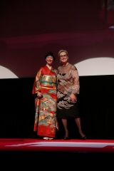 『第29回 東京国際映画祭(TIFF)』オープニングセレモニー