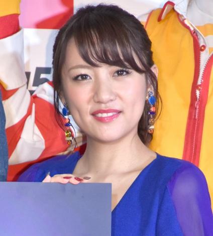 『日本マクドナルド45周年記念 復活商品第3弾発表会』に出席した高橋みなみ (C)ORICON NewS inc.