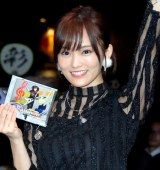 ソロ初アルバム1位でブルマ公演を約束したNMB48・山本彩 (C)ORICON NewS inc.