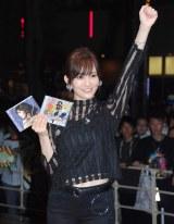 ソロデビューアルバム発売記念イベントを行ったNMB48・山本彩 (C)ORICON NewS inc.