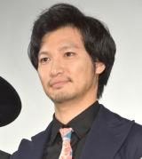 映画『雨にゆれる女』舞台あいさつに出席した青木崇高 (C)ORICON NewS inc.