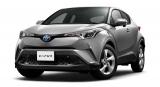 12月に発売する、トヨタのハイブリッドクロスオーバーSUV「C-HR」