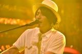 10月29日放送、NHK総合(中部エリア)の音楽番組『Uta-Tube』にビッケブランカが登場。スタジオライブで3曲披露(C)NHK