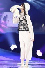 『GirlsAward 2016 AUTUMN/WINTER』に登場した乃木坂46の齋藤飛鳥(写真:鈴木かずなり) (C)oricon ME inc.