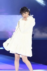 『GirlsAward 2016 AUTUMN/WINTER』に登場した乃木坂46の北野日奈子(写真:鈴木かずなり) (C)oricon ME inc.