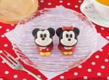 キャラクターをモチーフにした和菓子「食べマス」シリーズにミッキーマウスとミニーマウスが登場!