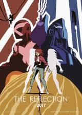 新作アニメ『ザ・リフレクション』(C)Stan Lee・Hiroshi Nagahama/THE REFLECTION