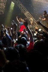 NMB48の山本彩が初のソロライブツアーをスタート(C)Sayaka Yamamoto
