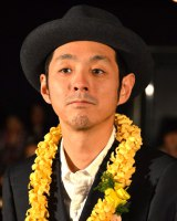 映画『ぼくのおじさん』初日舞台あいさつに登壇した宮藤官九郎 (C)ORICON NewS inc.