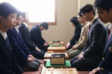 プロ棋士を目指し奮闘する (C)2016「聖の青春」製作委員会