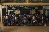 NHK大河ドラマ『真田丸』第42回より。大坂城、大広間に集った面々(C)NHK