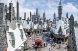 2014年にオープンした「ウィザーディング・ワールド・オブ・ハリー・ポッター」