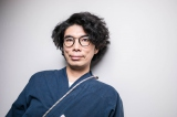 ORICON STYLEのインタビューに応じた片桐仁(写真・西田周平)