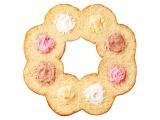 『ビッグドーナツ』のなかには4種類のクリームが詰まっている